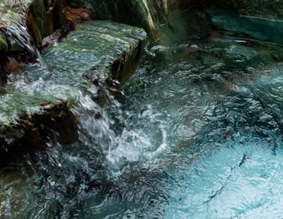 [お知らせ]温泉汲み上げポンプ 復旧工事完了のご案内